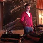 DJ Swiss Fire sorgte...